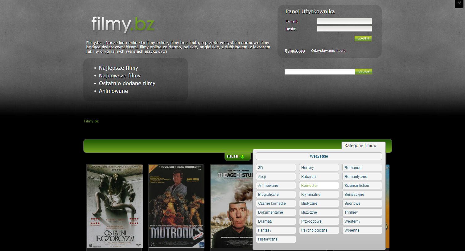 2012-04 Movies portal – filmy.bz