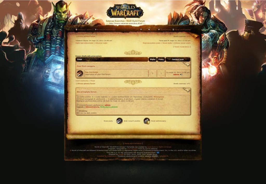 2012-05 World of Warcraft Guild Forum