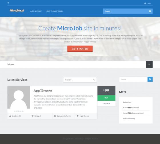 2014-11 Micro jobs portal – microjobs.pl