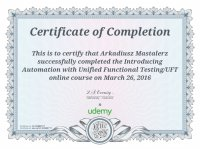 Introducing Automation with Unified Functional Testing/UFT