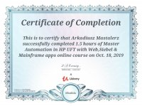 Master Automation in HP UFT with Web, Siebel & Mainframe apps